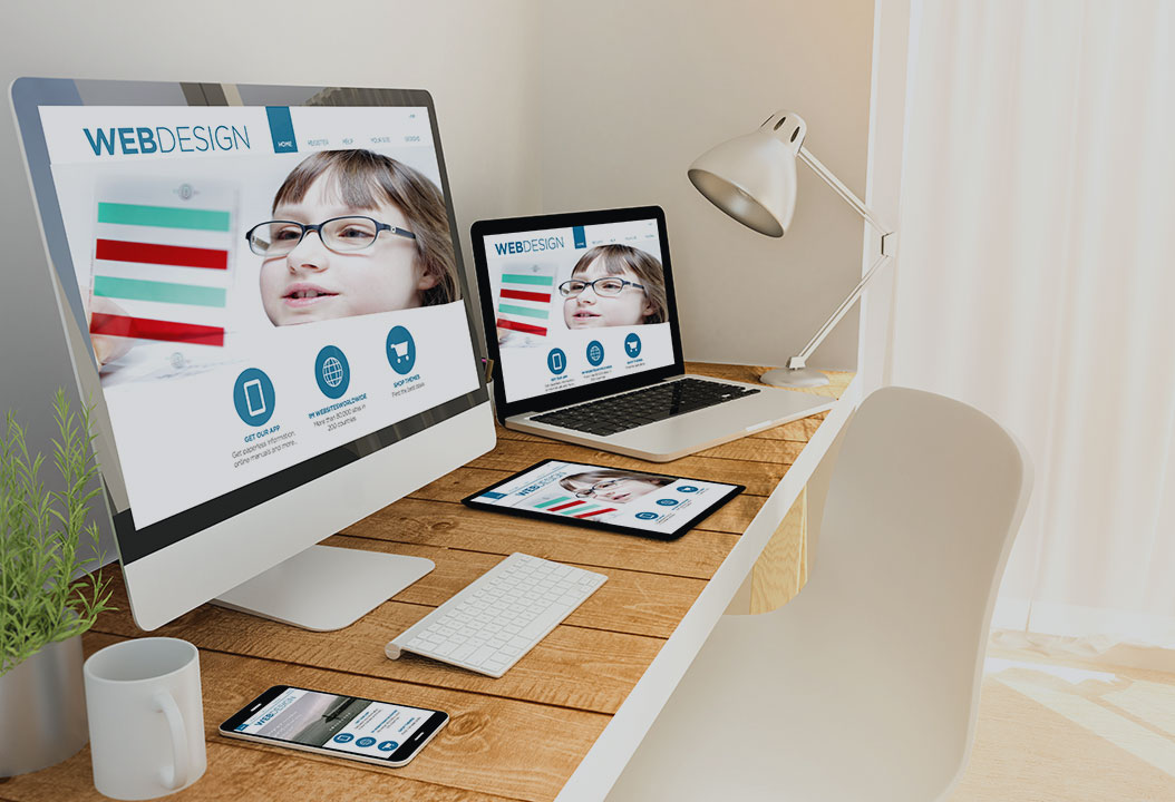 Vision Therapy<br>Website & SEO